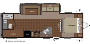 New 2015 Keystone Springdale 267BHSSR Travel Trailer For Sale
